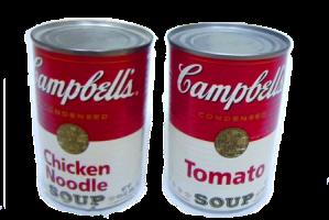 tomate enlatado Andy Warhol