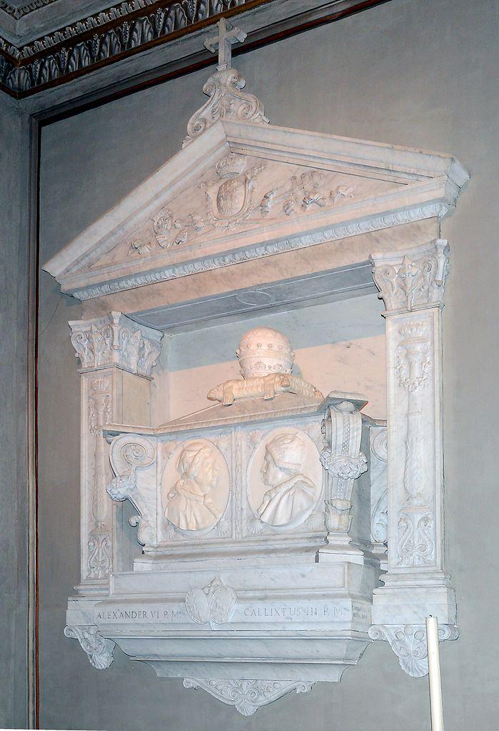 Tomb_of_Popes_Borja_(_Callisto_III_and_Alessandro_VI)