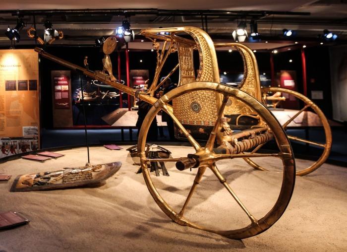 carro combate tutankamon