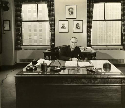 Edward Vernon Rickenbacker