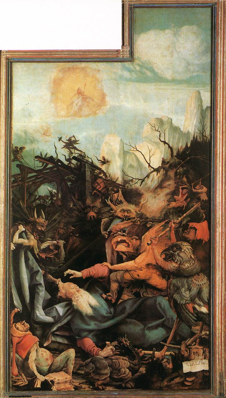 matthias_grunewald_-_the_temptation_of_st_anthony_-_wga10765