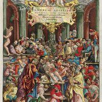 … y Andrés Vesalio sentenció: ¡Tú, Galeno, que te dejaste engañar por tus simias!