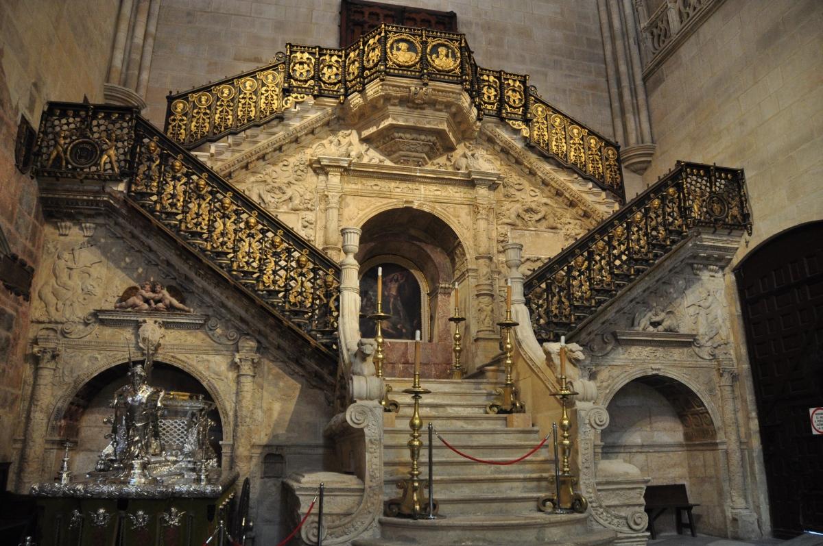 Las tres célebres escaleras del Renacimiento, ascensos divinos