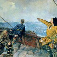 La brújula solar, el GPS de los vikingos