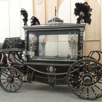 Carrozas Fúnebres. Al cielo en clase turística o clase preferente