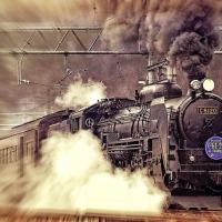El ferrocarril y el miedo a lo desconocido