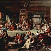 La Medicina en el Arte: Pintura- An election entertainment