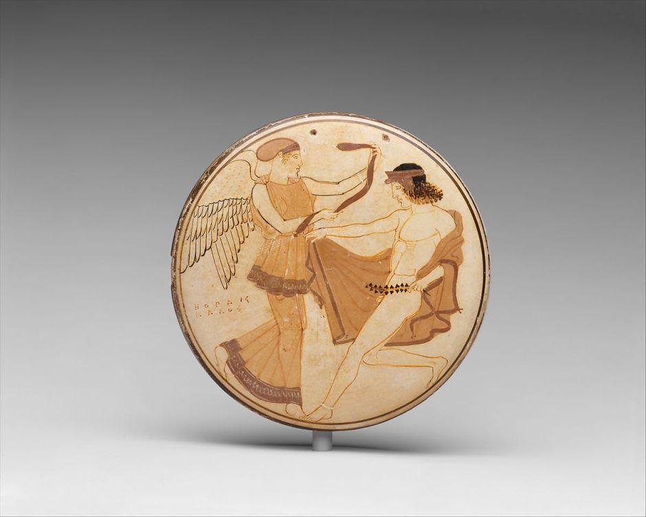 Yo-yó de Terracota (460-450 a. C.)