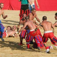 Un juego, un asedio y el emperador Carlos V