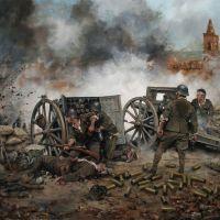 El asedio de Belchite, trece días de lucha cuerpo a cuerpo