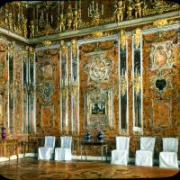 """La """"Cámara de ámbar"""",  la habitación más cara y octava maravilla del mundo"""