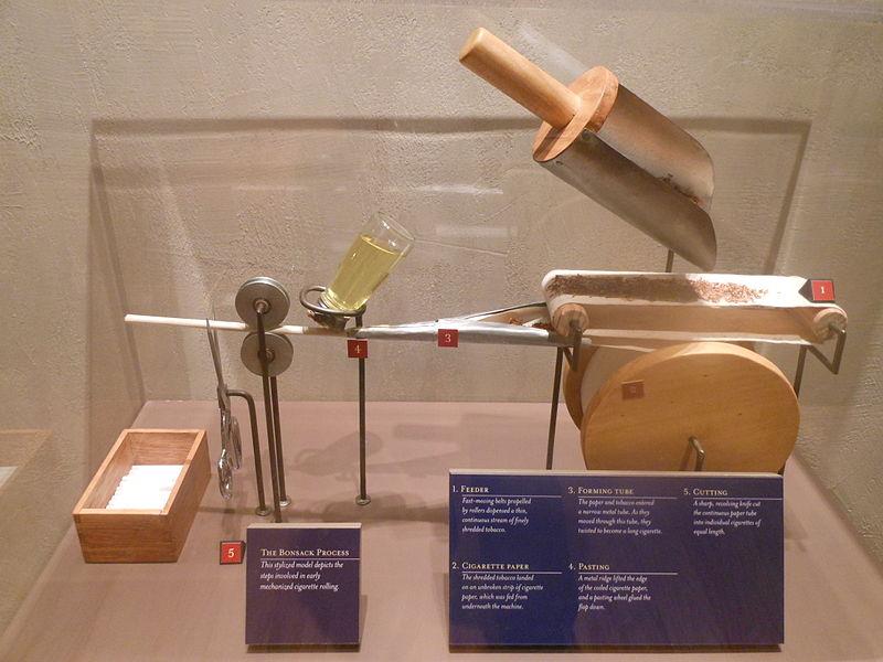 Cigarette Rolling Machine