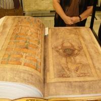 """El Codex Gigas, la """"Biblia del Diablo"""""""