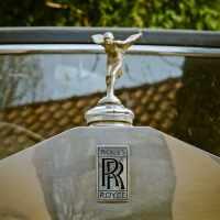 El espíritu del éxtasis de Rolls-Royce