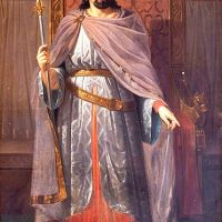 """El cruel ayuno de Sancho I """"el Craso"""" (el Gordo)"""