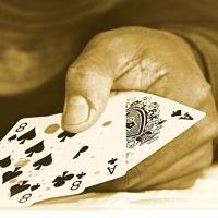 "La legendaria ""mano del muerto"" del póquer"